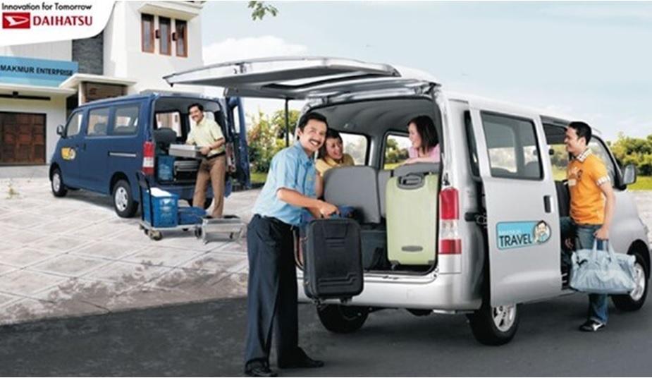 Daihatsu Gran Max mampu memenuhi beragam kebutuhan Anda baik dalam hal bisnis maupun keluarga