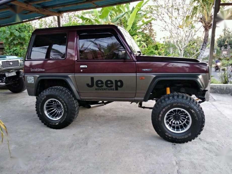 1994 Daihatsu Feroza Dijual 17505