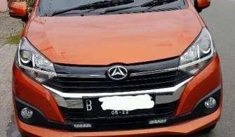 2017 Daihatsu Ayla X Elegant dijual