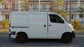 2012 Daihatsu Gran Max Blind Van dijual