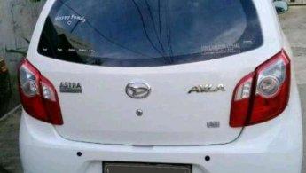 Daihatsu Ayla D 2014 dijual