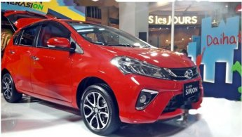 Jual Mobil Daihatsu Sirion 2018