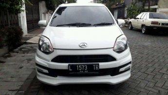 Daihatsu Ayla M Sporty 2014 dijual