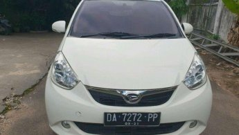 Daihatsu Sirion 2011 dijual