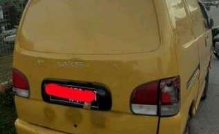 Daihatsu Zebra Blind Van 2006