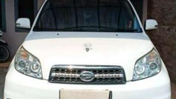 Jual Daihatsu Terios TX 2012