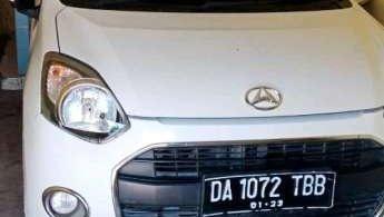 Daihatsu Ayla X 2014 Dijual
