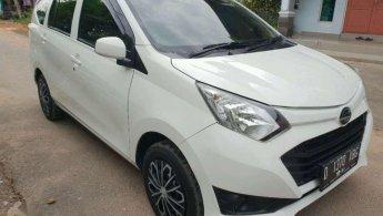 Daihatsu Sigra X 2016 dijual