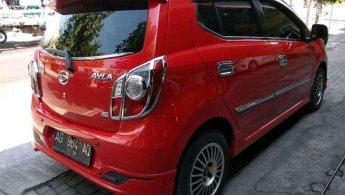 Jual Daihatsu Ayla X Elegant 2015 mobil bekas murah