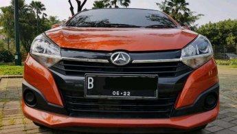 Daihatsu Ayla X 2017 dijual