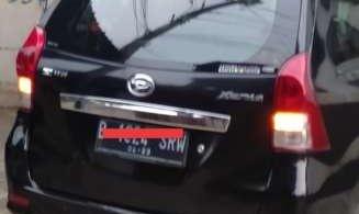 Daihatsu Xenia X 2013 dijual