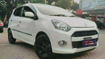 Jual Mobil Daihatsu Ayla X 2013