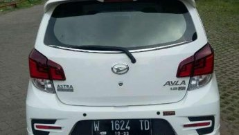 Daihatsu Ayla M 2017 dijual