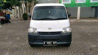 Jual Cepat Daihatsu Gran Max Blindvan 2014
