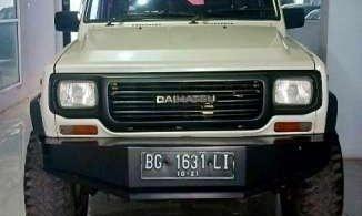 Jual Cepat Daihatsu Taft 2.5 Diesel 1992