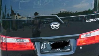Jual Cepat Daihatsu Luxio D 2013 di Jawa Tengah
