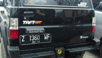 Daihatsu Taft GT 1993