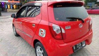 Jual mobil Daihatsu Ayla X 2016 murah di Riau