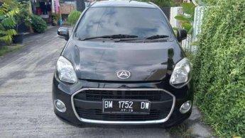 Jual cepat Daihatsu Ayla X 2014 murah di Riau