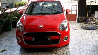 Mobil Daihatsu Ayla X 2015 dijual, Banten