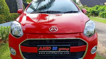 Jual Mobil Daihatsu Ayla M 2016