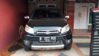 Jual cepat Daihatsu Terios TX 2011 di Lampung