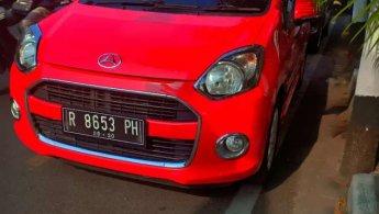 Jual Cepat Daihatsu Ayla X Elegant 2015 di DIY Yogyakarta