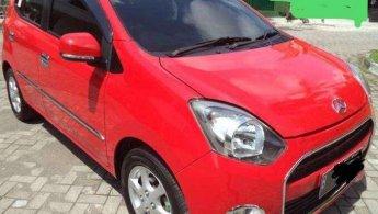 Jual mobil Daihatsu Ayla X 2015 bekas di Jawa Barat