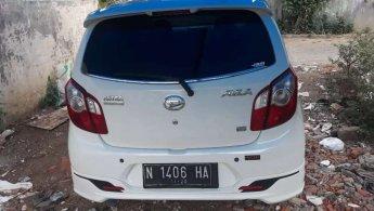 Mobil Daihatsu Ayla X 2015 dijual, Jawa Timur