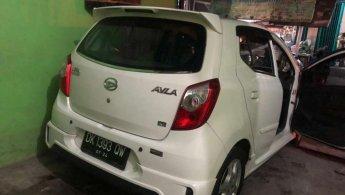 Jual mobil bekas Daihatsu Ayla M Sporty 2014, Bali