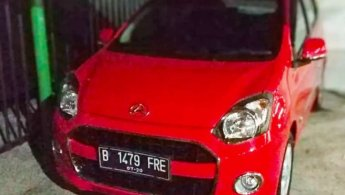 Mobil Daihatsu Ayla X 2015 dijual, DKI Jakarta