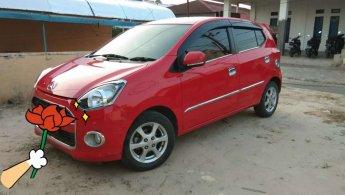 Jaul mobil Daihatsu Ayla X 2015 bekas di Kalimantan Timur