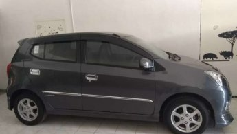 Mobil Daihatsu Ayla X Elegant 2015 dijual, Jawa Timur