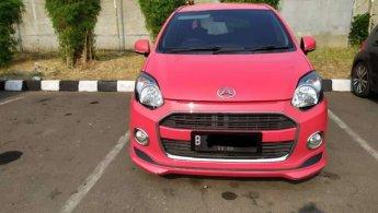 Mobil Daihatsu Ayla X Elegant 2015 dijual, DKI Jakarta