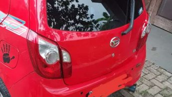 Mobil Daihatsu Ayla X 2015 dijual, Jawa Barat