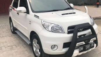 Jual Cepat Daihatsu Terios TS EXTRA 2012