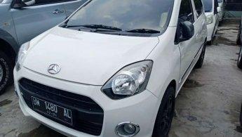 Jual Cepat Daihatsu Ayla M 2014 di Riau