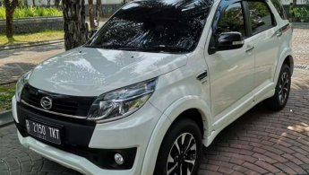 Jual Cepat Daihatsu Terios R 2016