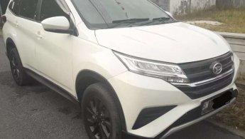 Jual cepat Daihatsu Terios X 2018 bekas di Riau