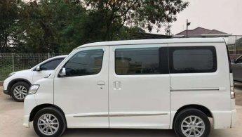 Jual cepat Daihatsu Luxio X 2016 di Sumatra Selatan