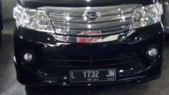 Jual cepat Daihatsu Luxio X 2016 di Jawa Timur