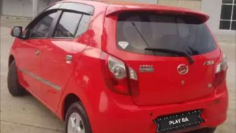 Mobil Daihatsu Ayla X 2016 dijual, Sumatra Barat