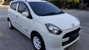 Jual mobil Daihatsu Ayla M Sporty 2015 bekas di Jawa Timur