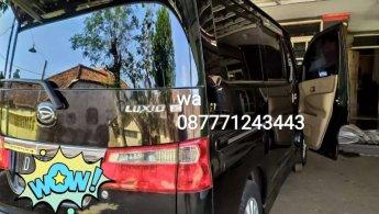 Dijual mobil bekes Daihatsu Luxio X 2012, Jawa Barat
