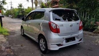 Mobil Daihatsu Ayla X Elegant 2014 dijual, Jawa Timur