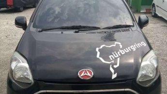 Jual cepat Daihatsu Ayla X 2015 bekas di Banten