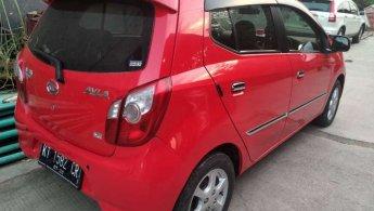 Mobil Daihatsu Ayla X 2015 dijual, Kalimantan Timur
