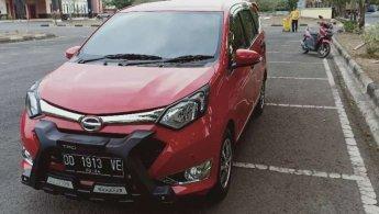 Jual cepat mobil Daihatsu Sigra R 2019 di Sulawesi Selatan