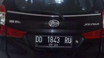 Daihatsu Xenia X PLUS 2017