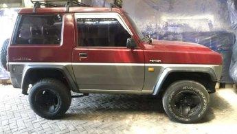 Jual mobil Daihatsu Feroza 1.6 1995 murah di Jawa Timur